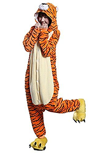 Cosplay Unisex Tiger Unicorn Sleepwear Colorfulworld Pigiama Anime Animali Party Costume Halloween Jumping qzxWtaPdw