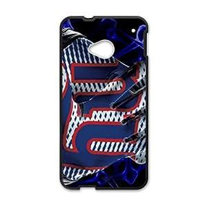 DASHUJUA NY Fashion Comstom Plastic case cover For HTC One M7