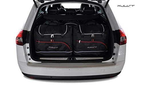 CAR BAGS AUTO TASCHEN MASSTASCHEN ROLLENTASCHEN CITROEN C5 TOURER (KOMBI), III, 2008-