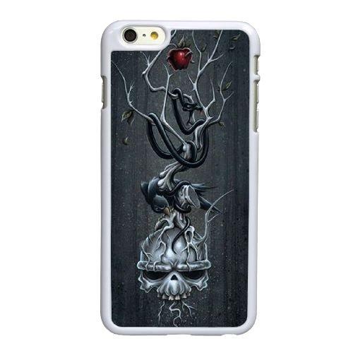 K3L97 Darksiders L4B7ZV coque iPhone 6 4.7 pouces Cas de couverture de téléphone portable coque blanche WV5IQY2ZR