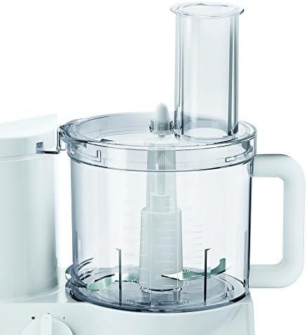 Braun FP 3010 Robot Culinaire, 600 W, Blanc