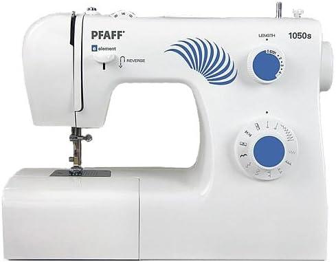 Pfaff 1050s 850127851 - Máquina de coser: Amazon.es: Hogar