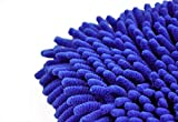 UTowels Microfiber Wash Mitt - 2 Pack Large Size