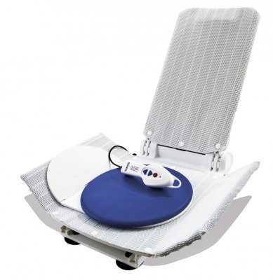 Aquatec Bath Lift - White - 1 Each