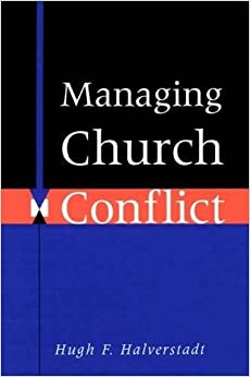 Book Managing Church Conflict
