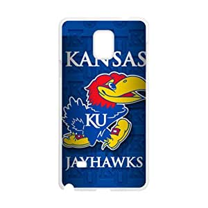 Kansas Jayhawks Brand New And High Quality Hard Case Cover Protector For Samsung Galaxy Note4