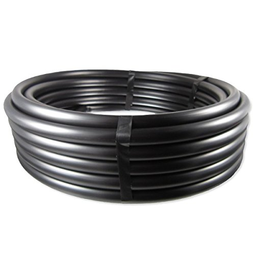 1/8 Polyethylene Drip Irrigation Tubing 1000' (.125'' ID x .185'' OD) by Drip Depot