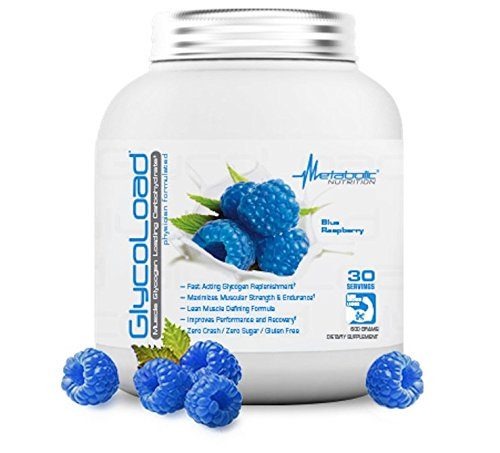 Metabolic Nutrition GLYCOLOAD Blue Raspberry 30/Servings