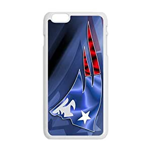 New England Patriots Phone Case for Iphone 6 Plus