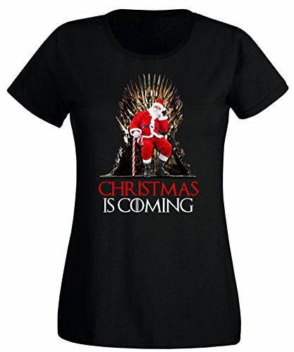 Women's Christmas is Coming T-Shirt