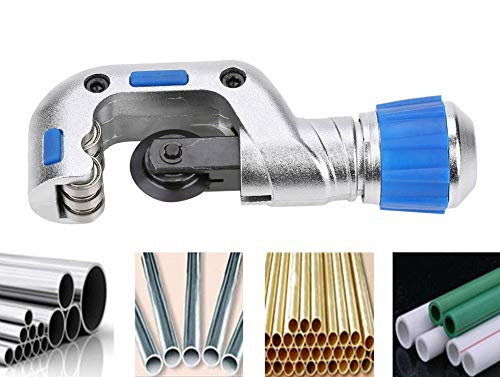 Digital Craft Pipe Cutter 5-50mm Tube Cutter with Ball Bearing Hobbing Cutting Blade for Stainless Steel Aluminum Copper Tube Hand Tools Price & Reviews