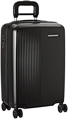 Briggs & Riley Sympatico International Carry-On Spinner, Black, 21 Inch