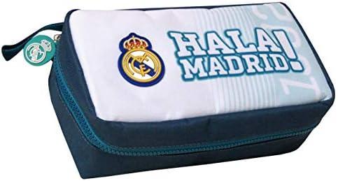 Real Madrid PT-284-RM Portatodo 3 en 1: Amazon.es: Oficina y papelería