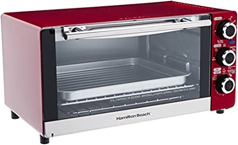Hamilton Beach 6-Slice Convection Toaster/Broiler Oven – Very happy. Love my new toaster.