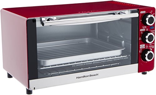 Hamilton Beach 6 Slice Convection Toaster