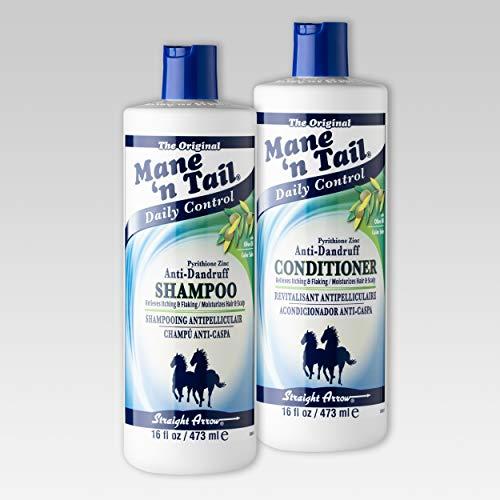 Mane 'n Tail Pyrithione Zinc Anti-Dandruff Shampoo and Conditioner 16 oz