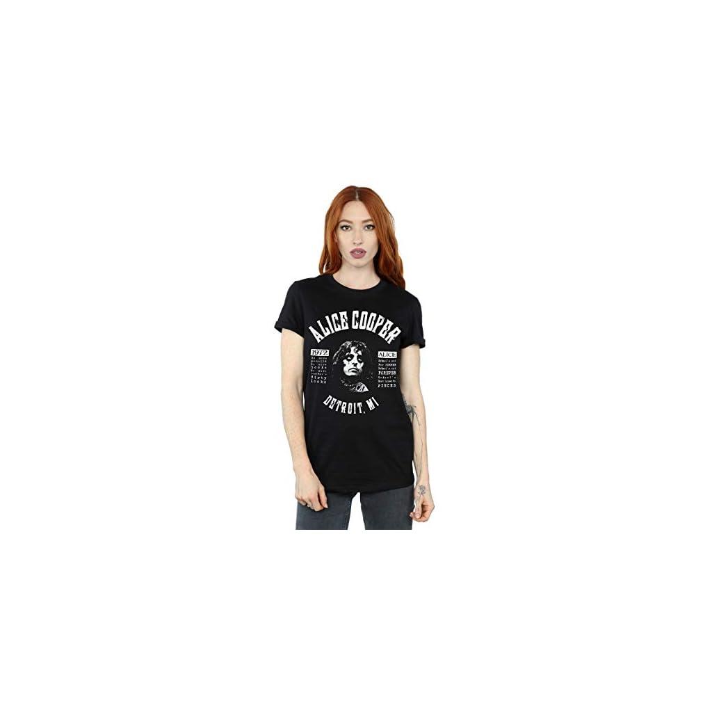 Alice Cooper camiseta mujer