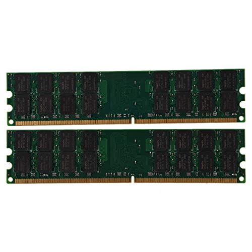 Leo-4Beauty - 8GB 2X4GB DDR2-800MHz PC2-6400 240PIN DIMM For AMD CPU Motherboard Memory
