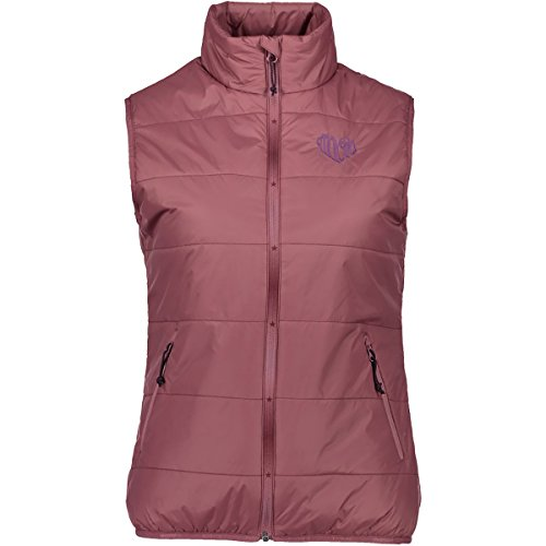 Maloja HokksundM Vest - Women's Frosted Berry, XS by Maloja