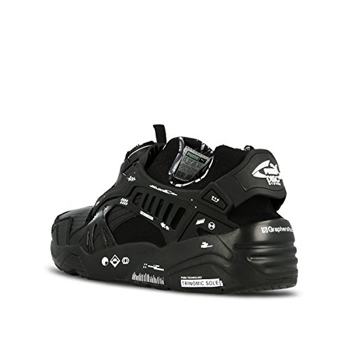 comfortable online PUMA By GRAPHERSROCK_02 DISC Adult's Sneakers (361379) Black outlet sast free shipping how much TJNZZbKLt