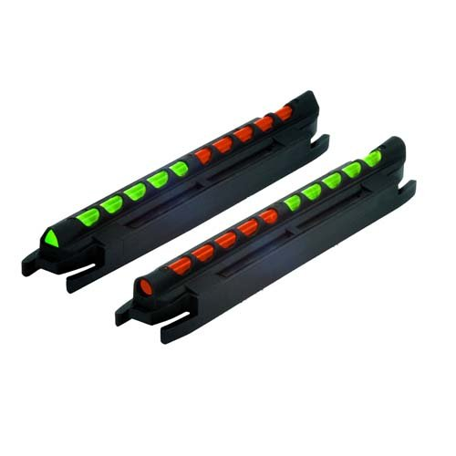 HIVIZ Model 300 Two-In-One Magnetic Base Rib Shotgun Sight