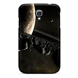 Hot Tpu Cover Case For Galaxy/ S4 Case Cover Skin - Cosmos by supermalls