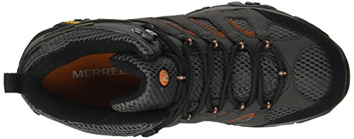 Gore Merrell Mid Grey Moab Hiking Boot Tex Women's 1AAOWHSg