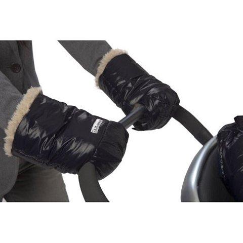 Stroller Oxford - 7 A.M. Enfant WarmMuffs 200 Stroller Gloves - Oxford Blue, Size one size