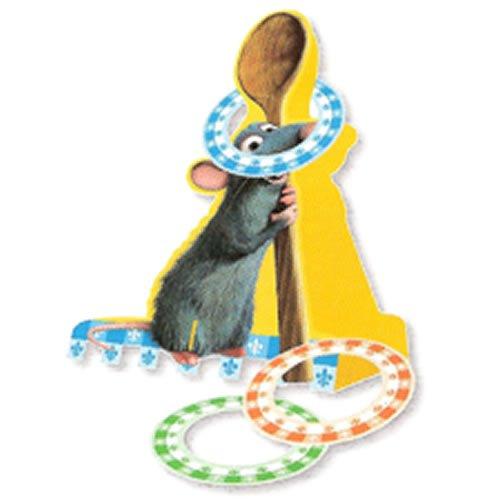 - Ratatouille Ring Toss Game
