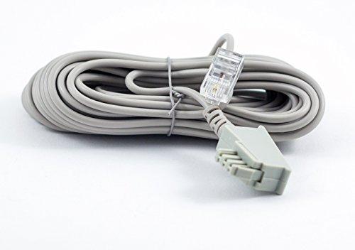 COXBOX 15m GRAU VDSL ADSL Kabel für Den IP: Amazon.de: Computer ...