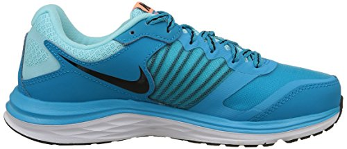 Nike Wmns Dual Fusion X - Zapatillas para mujer Azul (Blue Lagoon / Black Cp Snst Glw)