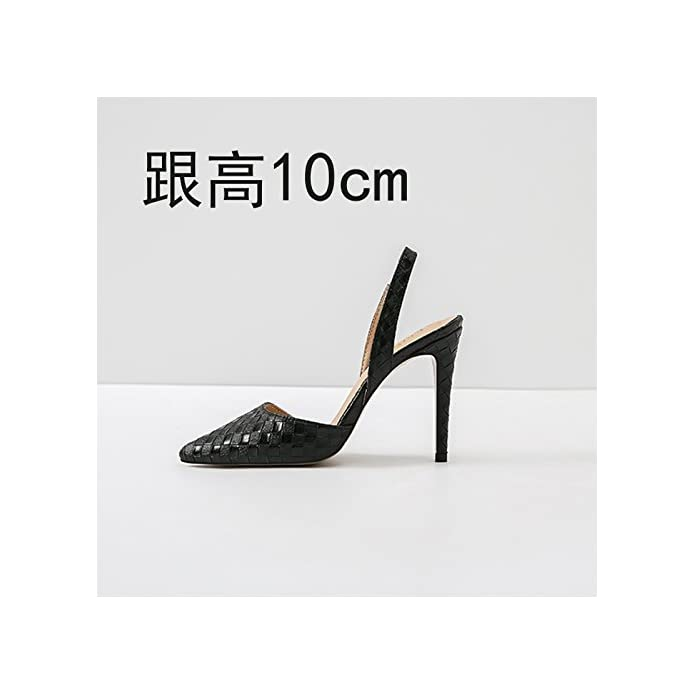 Vivioo Sandali Con Tacco Alto Baotou Scarpe A Spillo Piccole Taglia