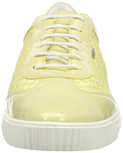 B Mocassins jaune C2004 D Jaune Femme Geox Clair Amalthia F6qE4nAxwH