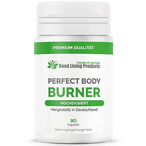 Perfect Body Burner – Das Original | 90 Kapseln – Hergestellt in Deutschland (1 Dose)