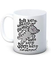Soft Kitty Warm Kitty - Big Bang Theory Lied - hoogwaardige koffiemok