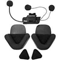 Cardo Systems Inc Q1/Q3 Microphone & Speaker Scala Rider Communication Head Set Accessories - Black