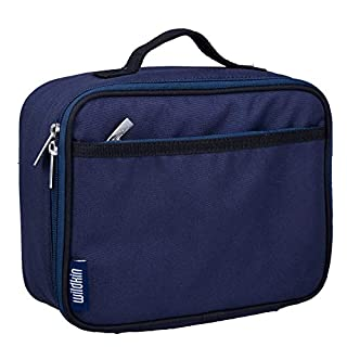 Lunch Box, Wildkin Lunch Box, Insulated, Moisture Resistant, and Easy to Clean with Helpful Extras for Quick and Simple Organization, Ages 3+, Perfect for Kids or On-The-Go Parents - Whale Blue (B0067QYHZU) | Amazon Products