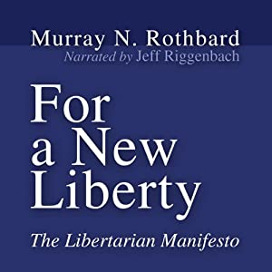 For a New Liberty Hörbuch