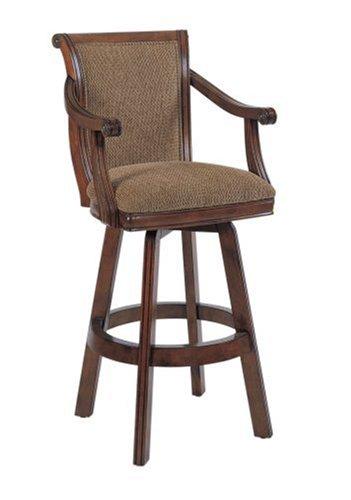 Powell Upholstered Bar Stool - 3