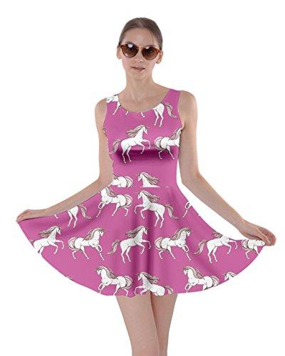 A Xs Fantasia Vestito Unicorno Cowcow Magenta Pieghe Partito Womens Principessa Castello 5xl wXxA7RWzq