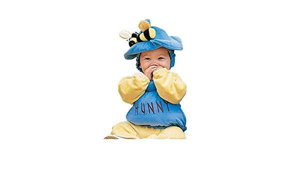 84835a3fff75 Amazon.com  Disney s Winnie the Pooh HUNNY POT Costume - Infants 18 months   Toys   Games