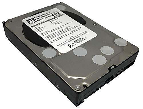 (MaxDigital 3TB 7200RPM 64MB Cache SATA III 6.0Gb/s (Enterprise Storage) 3.5