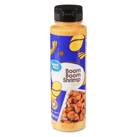 Boom Boom Shrimp Sauce, 10.5 oz ()