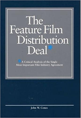 Amazon the feature film distribution deal a critical analysis amazon the feature film distribution deal a critical analysis of the single most important film industry agreement 9780809320820 john w cones platinumwayz