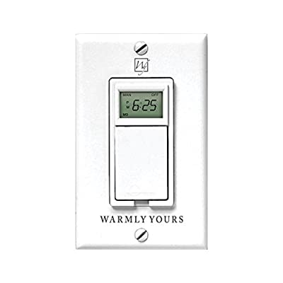 Warmly Yours T1033-A Timer Floor Heating