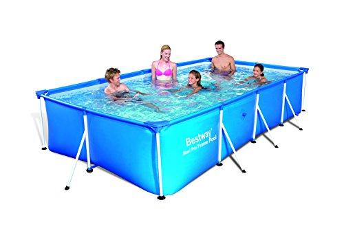 Bestway-Frame-Pool-Stahlrahmenbecken-Splash-Junior