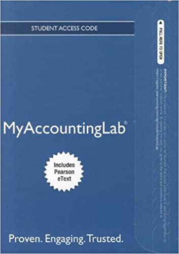 myaccountinglab answers key