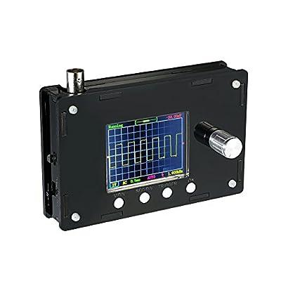 "KKmoon DSO328 2.4"" TFT Handheld Pocket-size Digital Mini Oscilloscope,DIY Kit Parts with Case SMD Soldered Electronic Learning Set 1Msps 0-200KHz STM32 Chip"