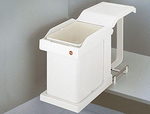 1 x 20L Solo Kitchen Dustbin Bin Cupboard Bin 43632 * 30-He