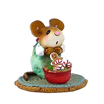 Wee Forest Folk Miniature Figurine – Pot Full of Goodies